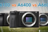 Sony A6600 and A6100: New APS-C Hybrid Focus On Speed